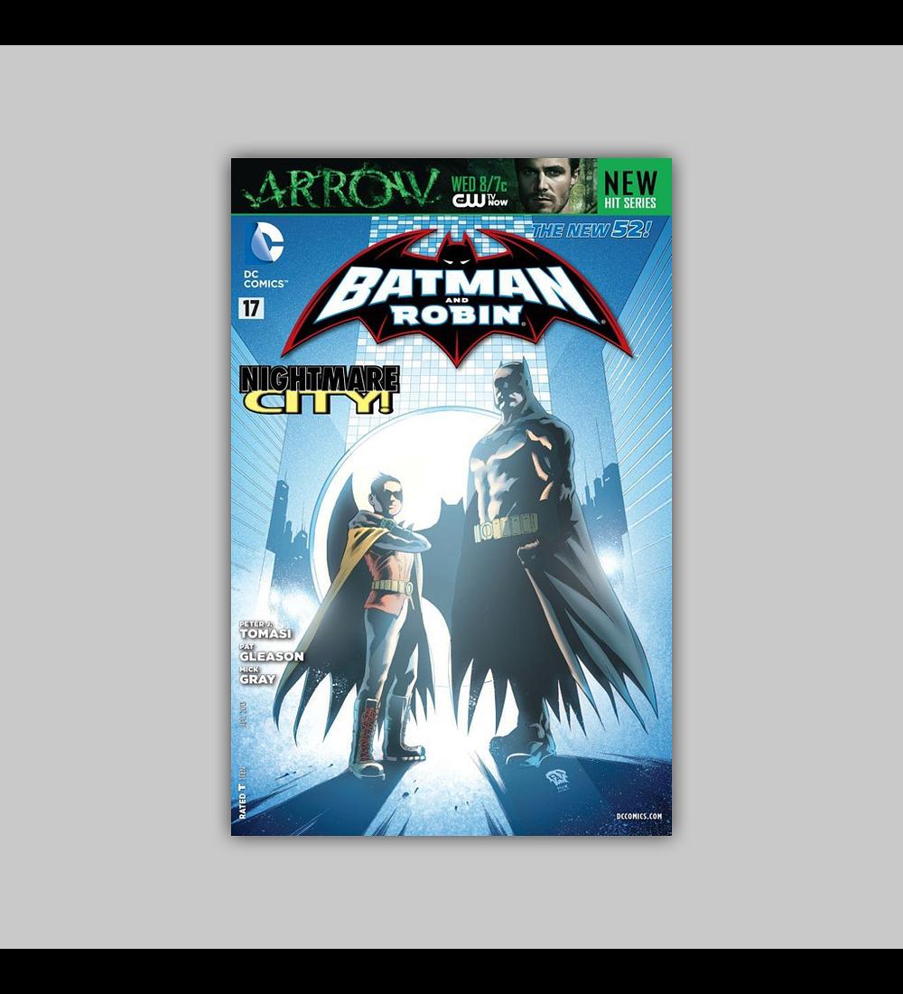 Batman and Robin (Vol. 2) 17 2013