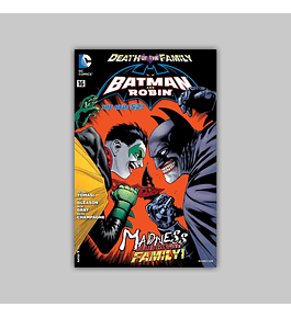Batman and Robin (Vol. 2) 16 2013