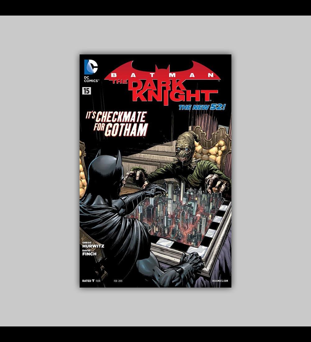 Batman: The Dark Knight (Vol. 2) 15 2013