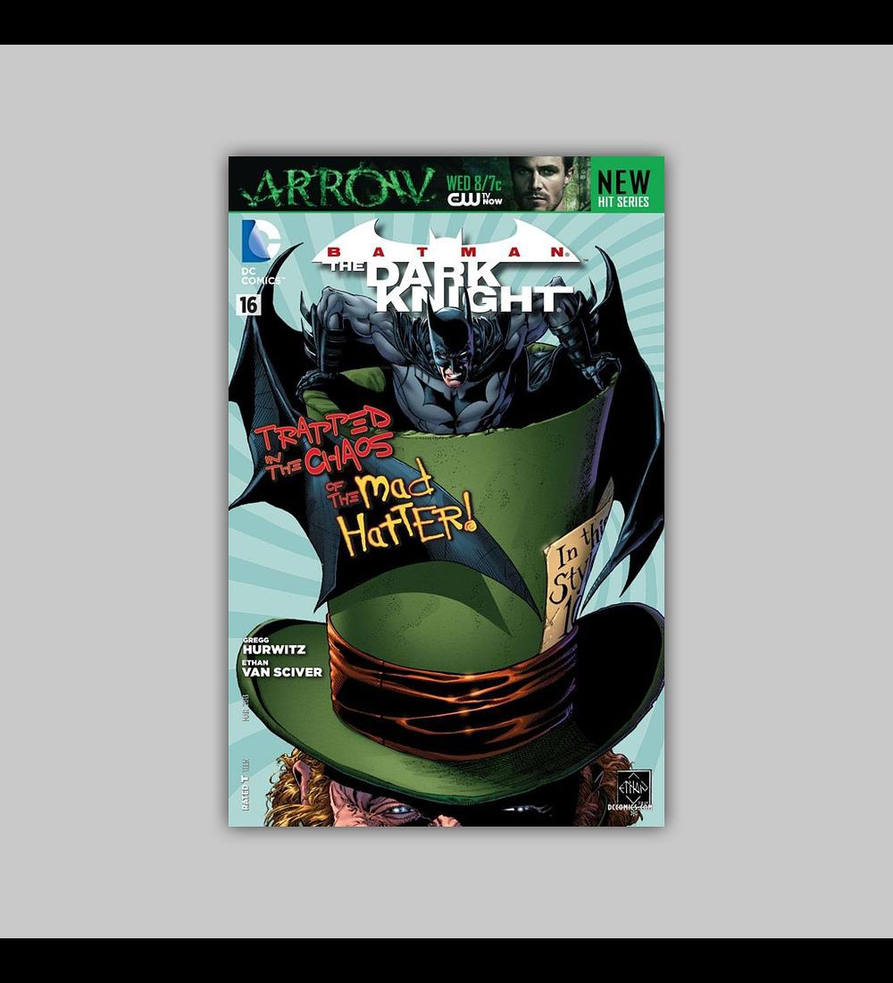 Batman: The Dark Knight (Vol. 2) 16 2013