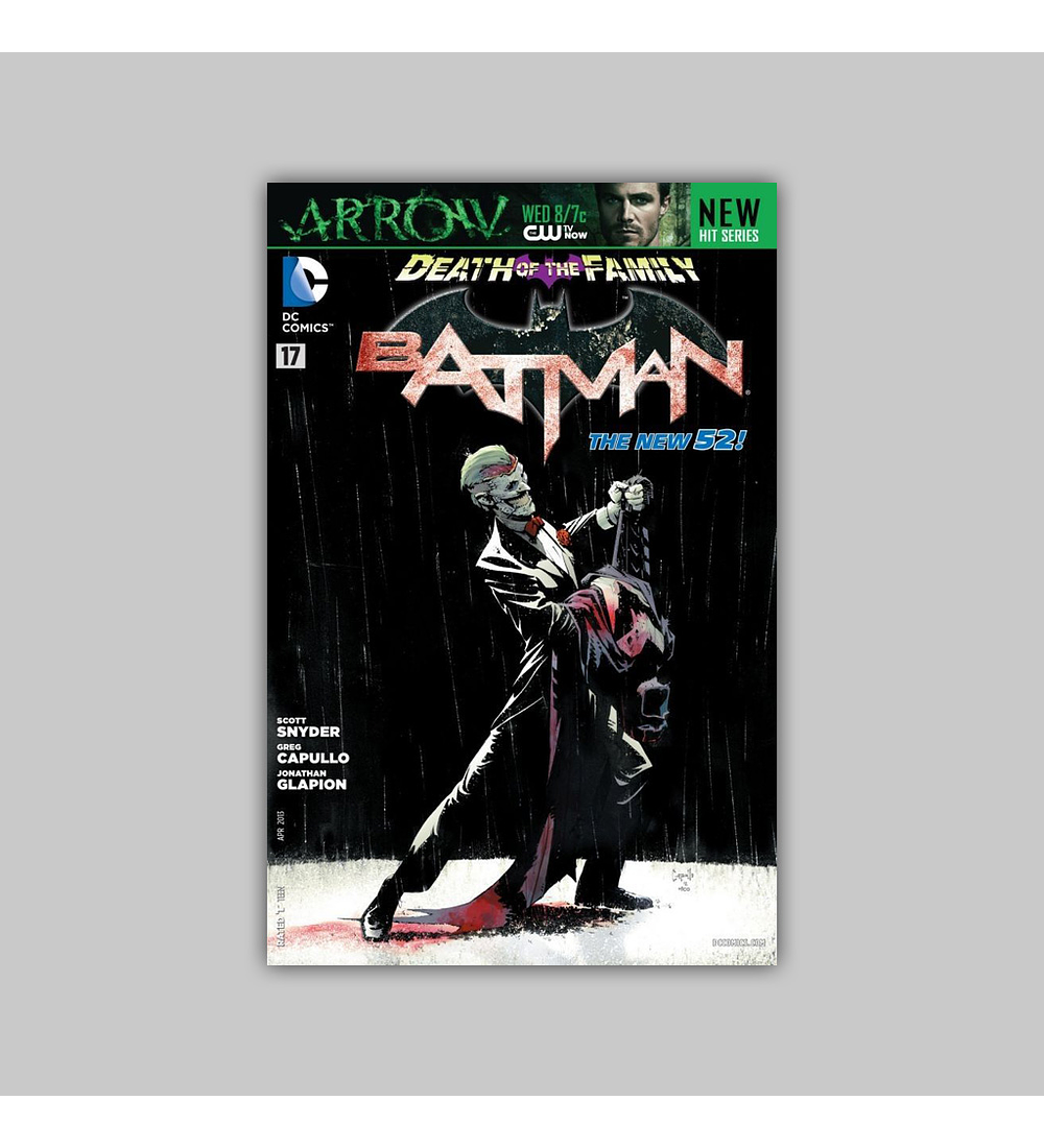 Batman (Vol. 2) 17 2013