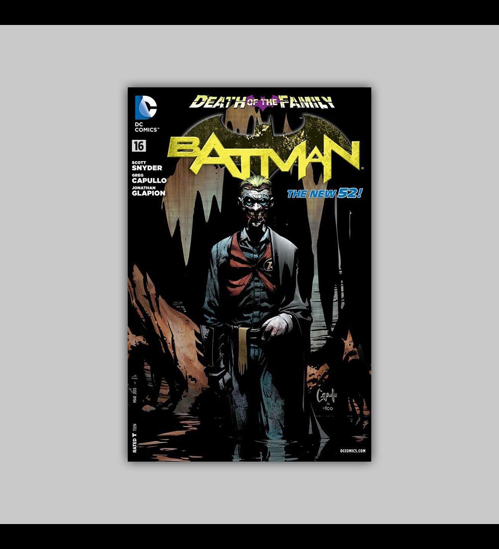Batman (Vol. 2) 16 2013