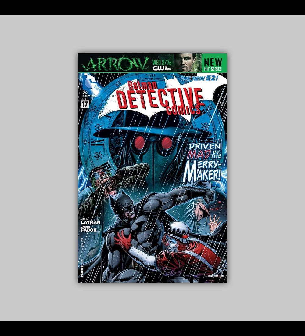Detective Comics (Vol. 2) 17 2013