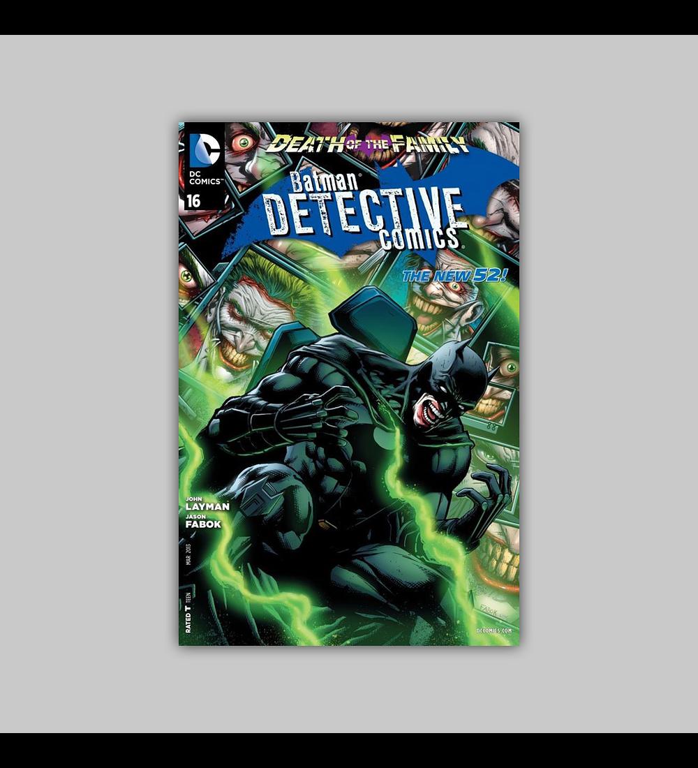 Detective Comics (Vol. 2) 16 2013