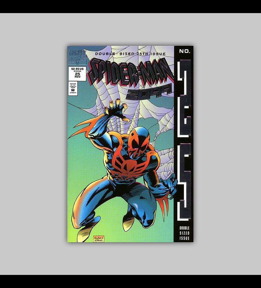 Spider-Man 2099 25 Foil 1994