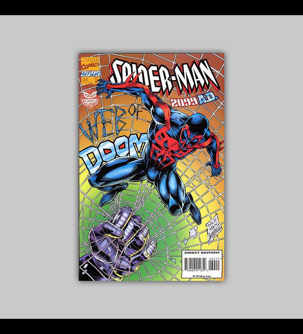 Spider-Man 2099 34 1995