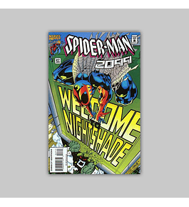 Spider-Man 2099 27 1995