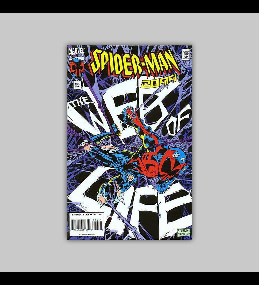 Spider-Man 2099 26 1994