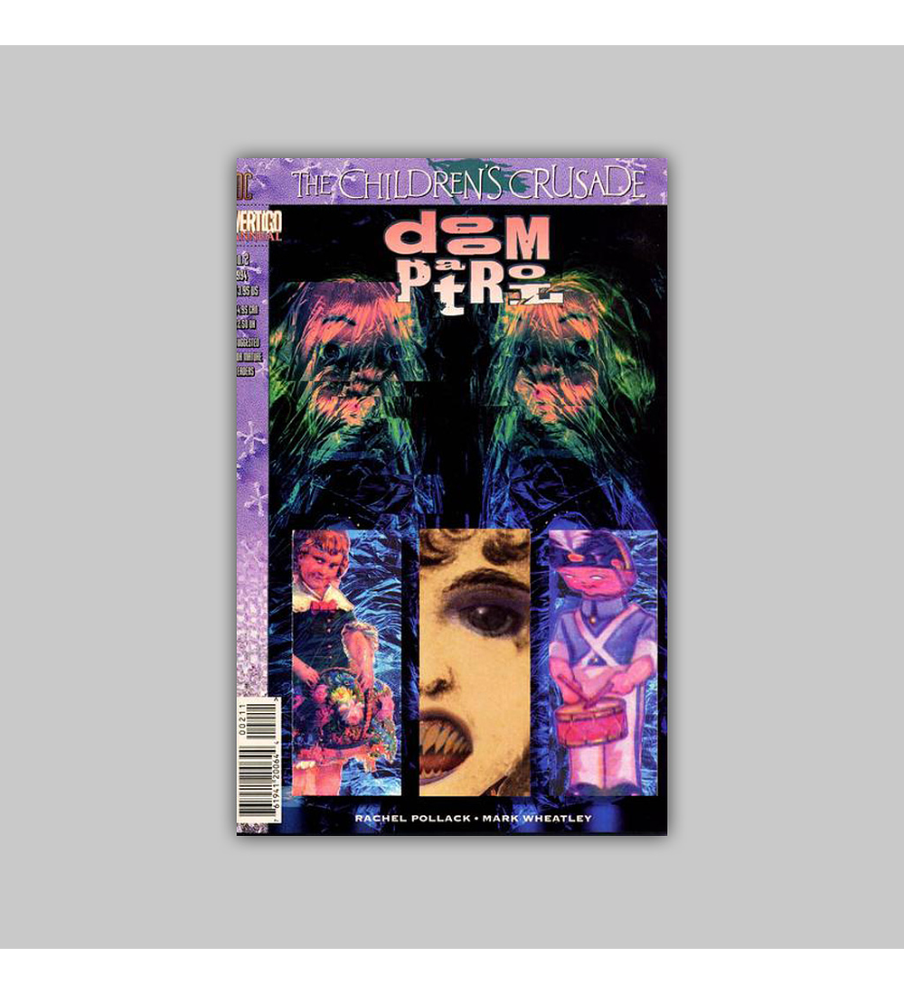 Doom Patrol Annual 2 1994