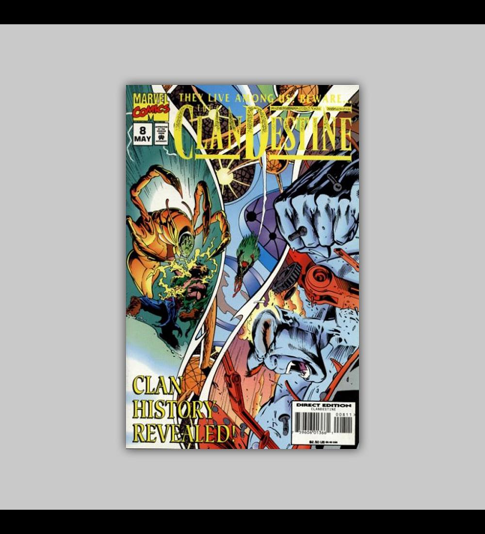 Clandestine 8 1995