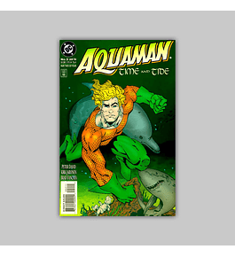Aquaman: Time And Tide 2 1993
