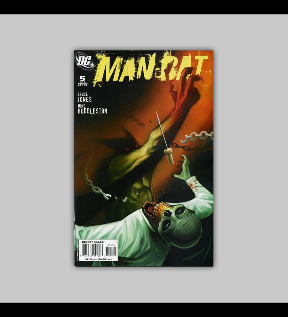 Man-Bat 5 2006