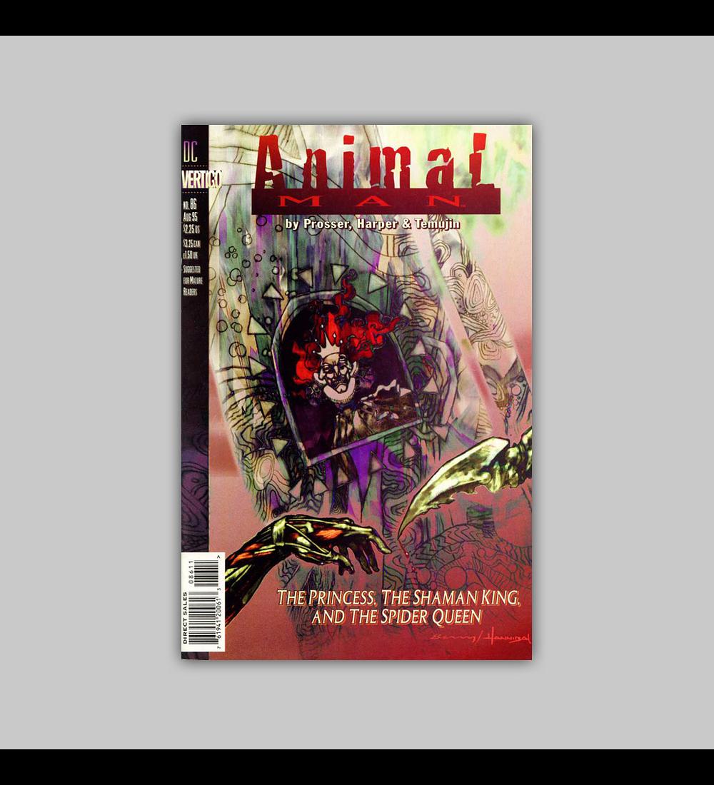 Animal Man 86 1995