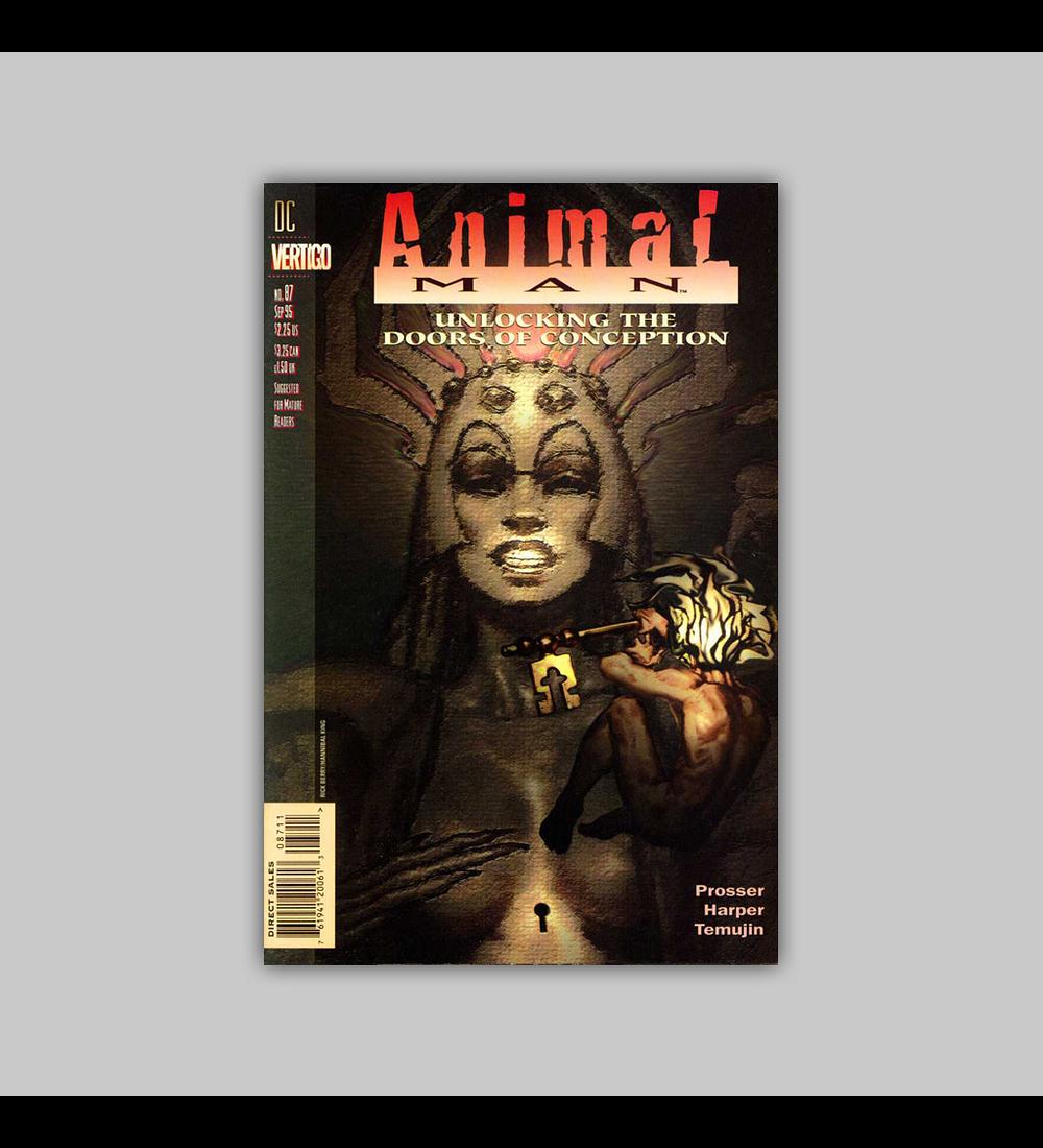 Animal Man 87 1995