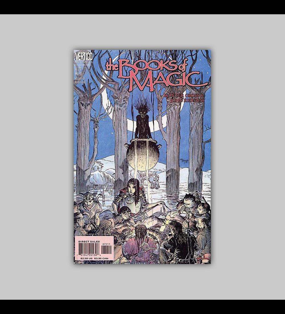 The Books of Magic 72 2000