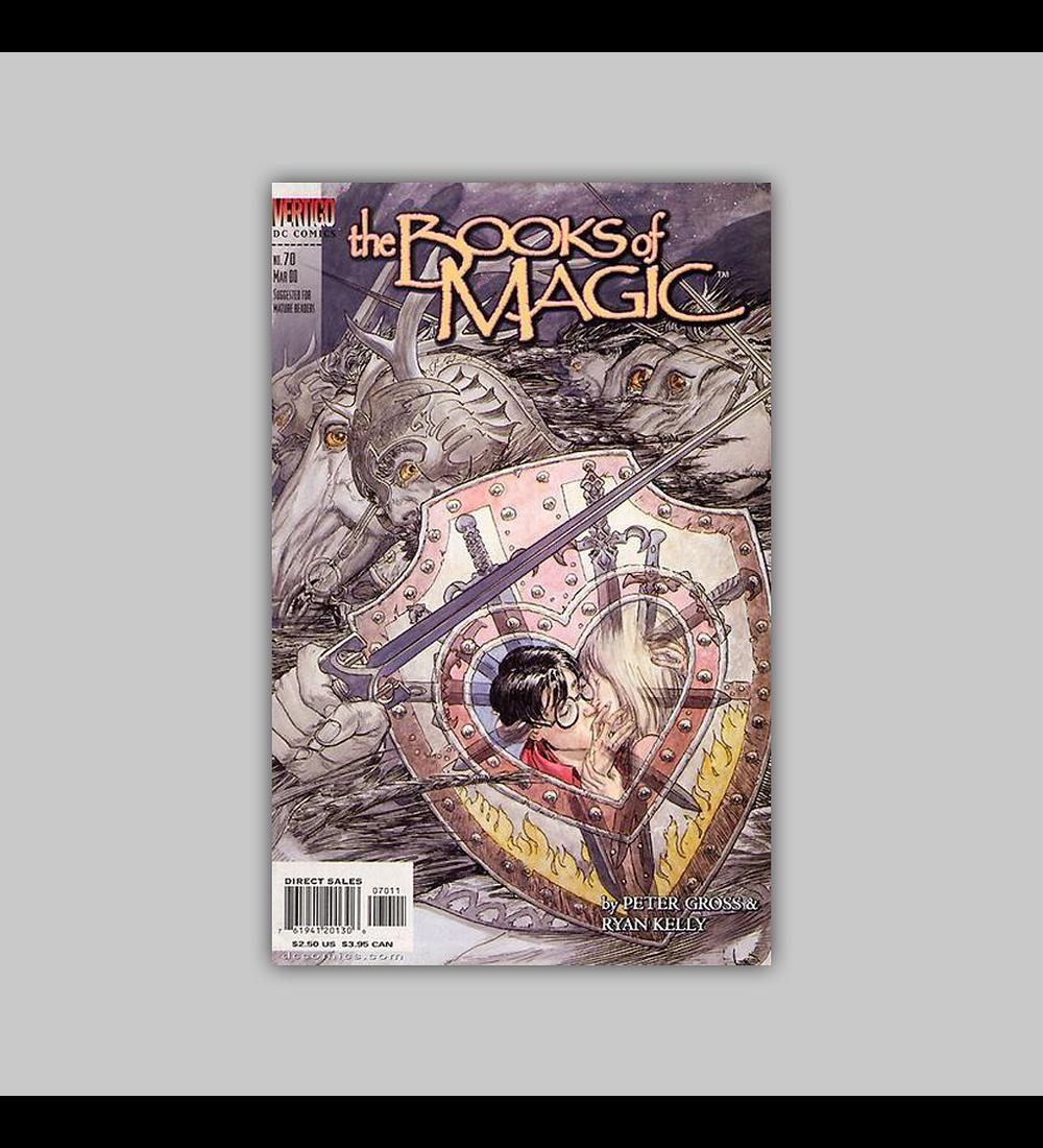 The Books of Magic 70 2000