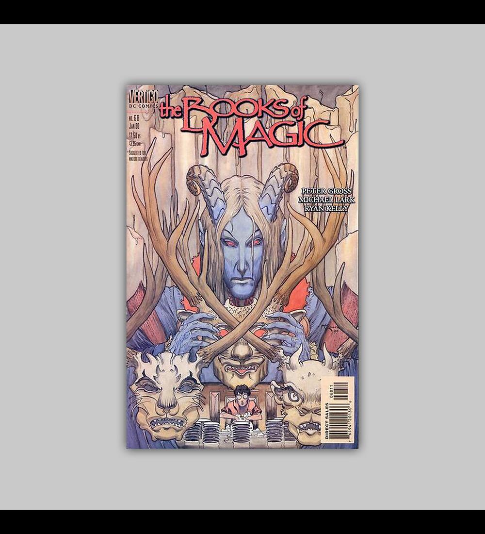 The Books of Magic 68 2000