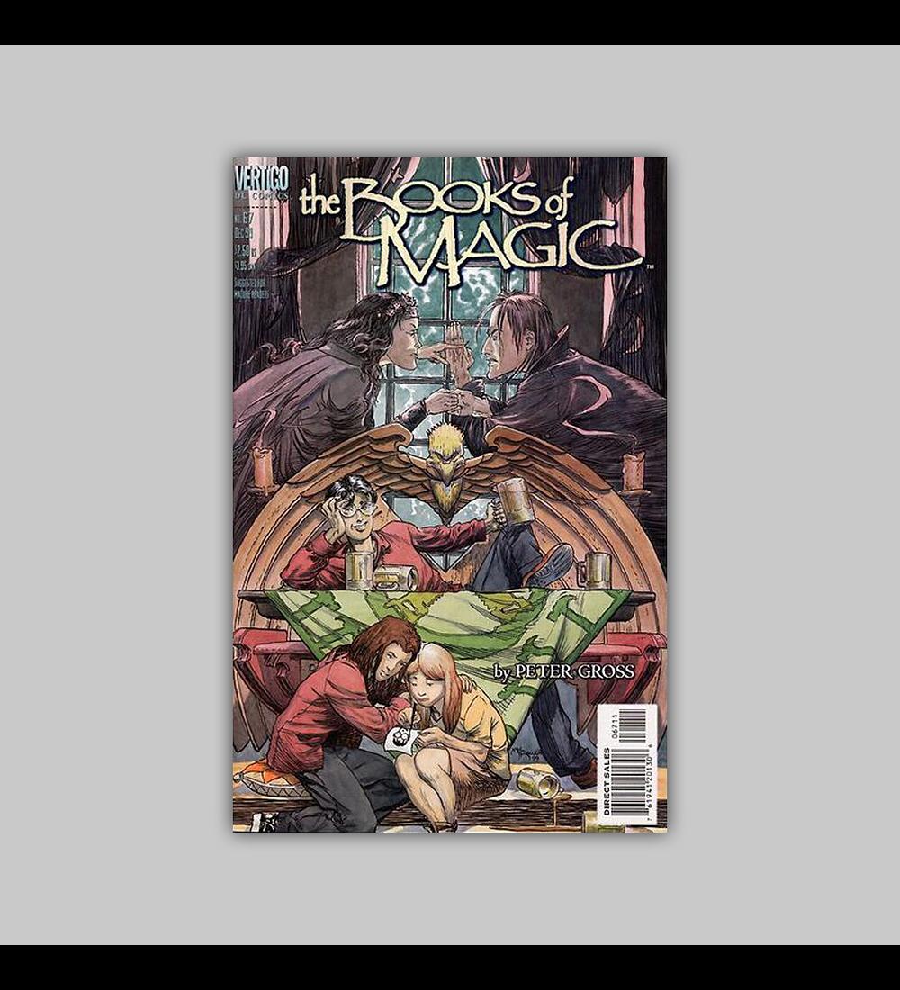 The Books of Magic 67 1999