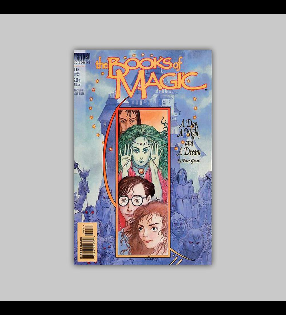 The Books of Magic 66 1999
