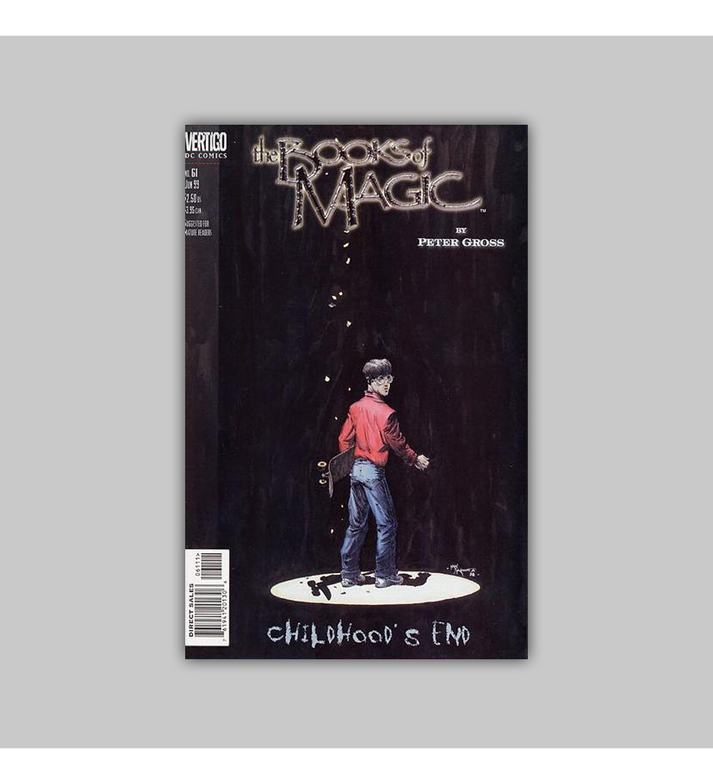 The Books of Magic 61 1999