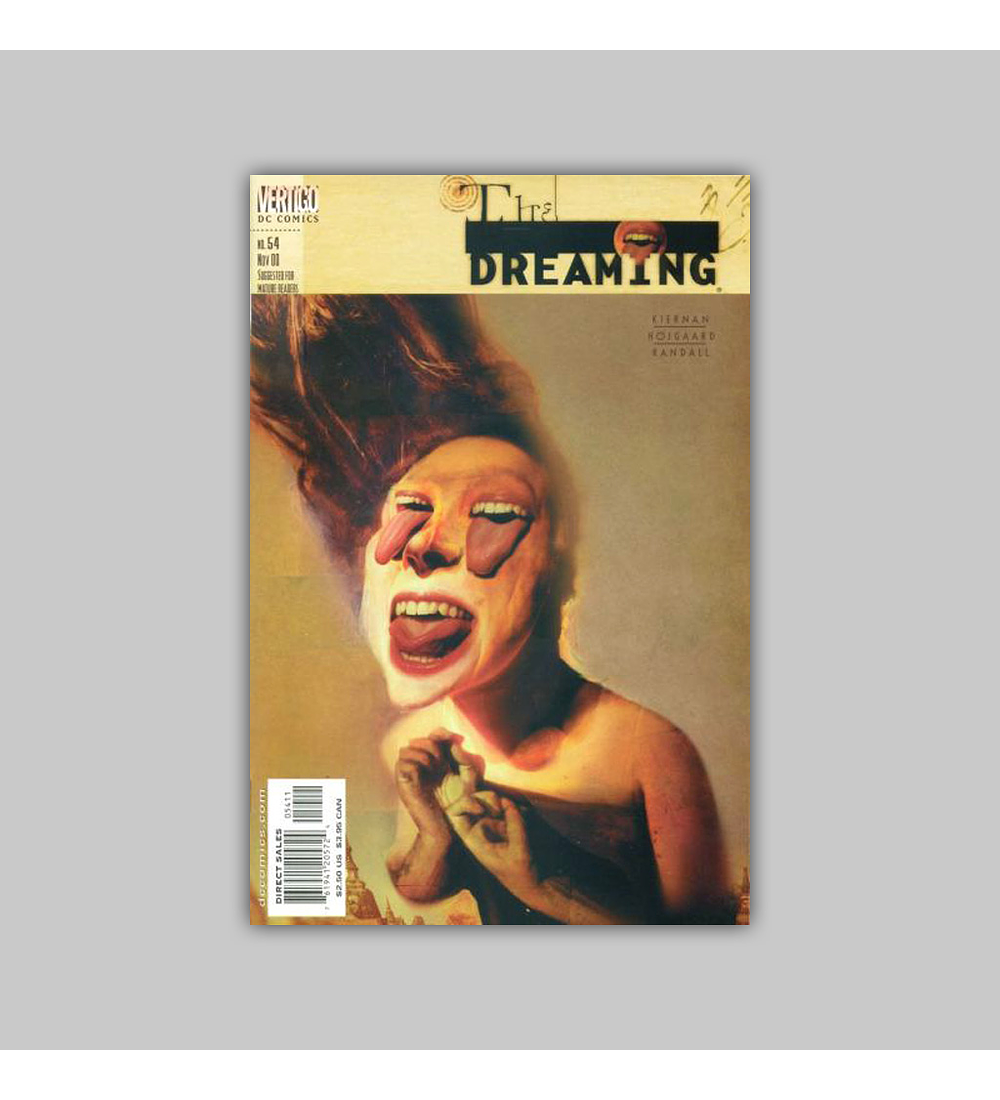 The Dreaming 54 2000