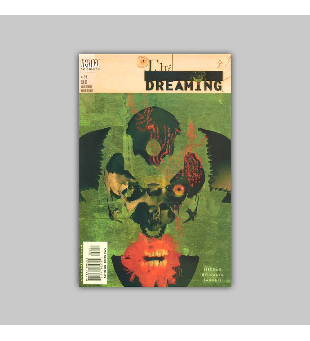 The Dreaming 53 2000