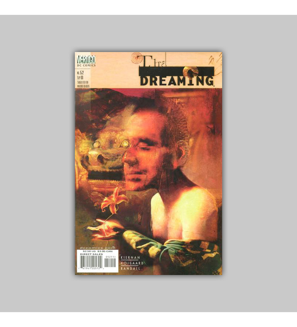The Dreaming 52 2000