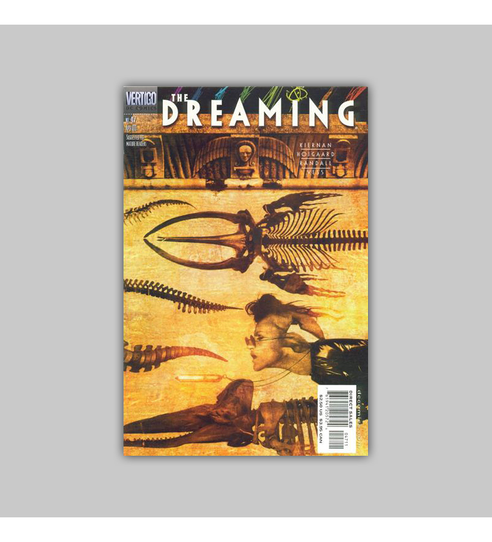 The Dreaming 47 2000