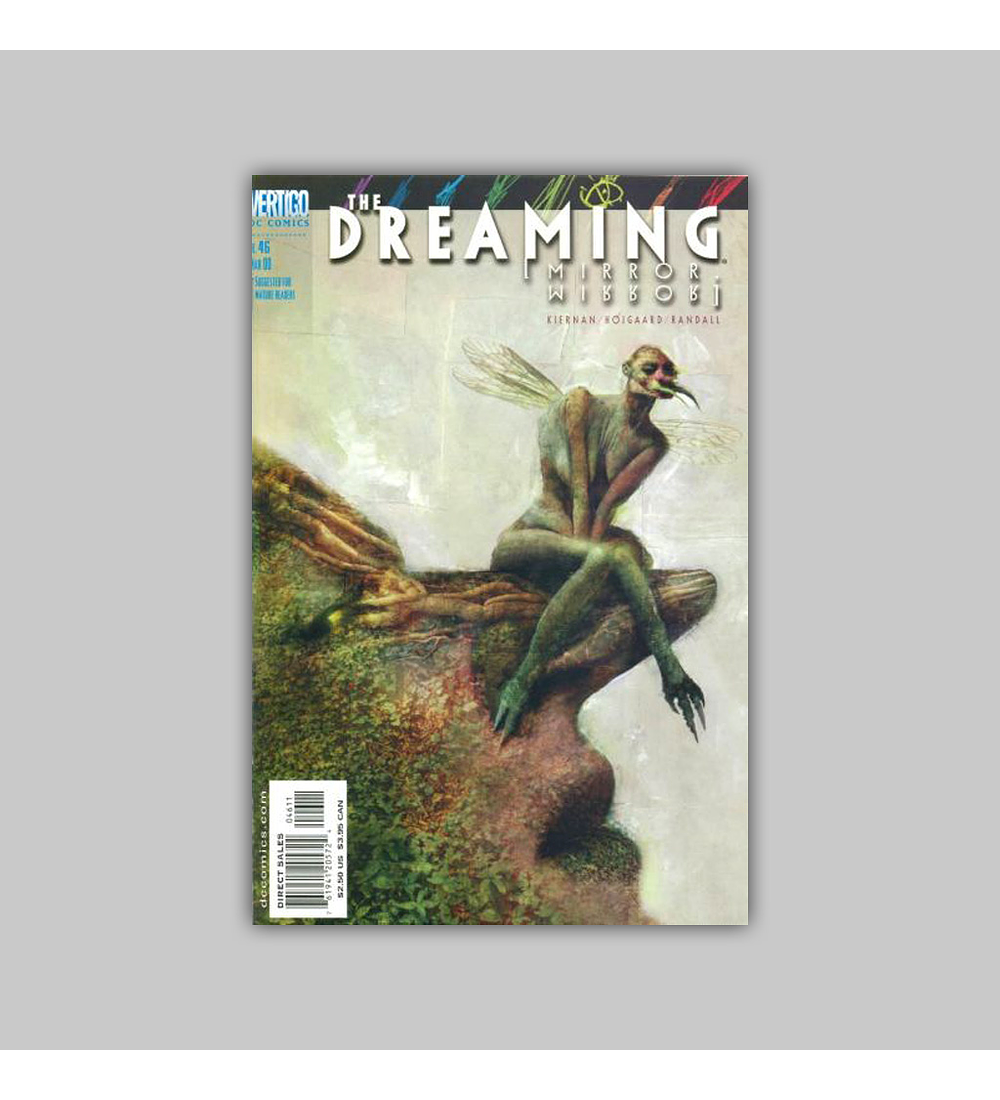 The Dreaming 46 2000