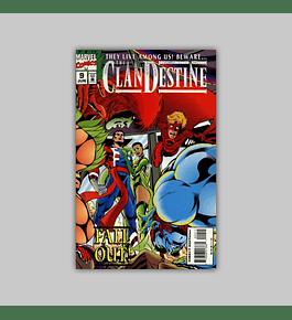 Clandestine 9 1995