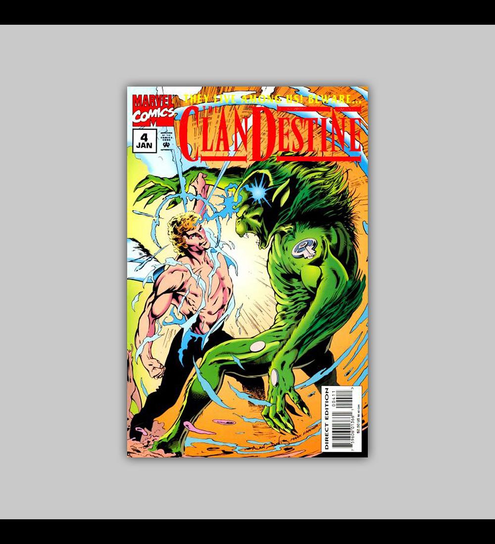 Clandestine 4 1995