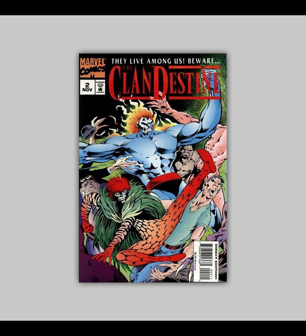 Clandestine 2 1994
