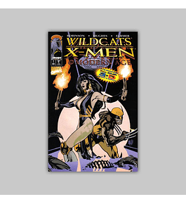 WildCATS/X-Men: Modern Age 1 3D Edition 1997