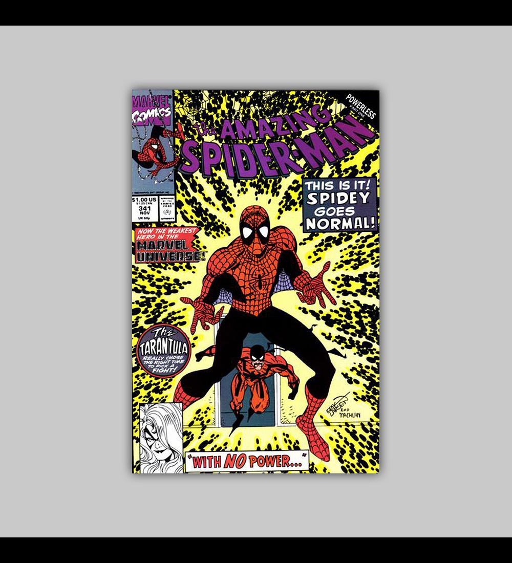Amazing Spider-Man 341 1990