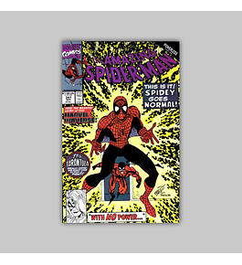 Amazing Spider-Man 341 1990
