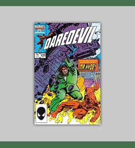 Daredevil 235 1986