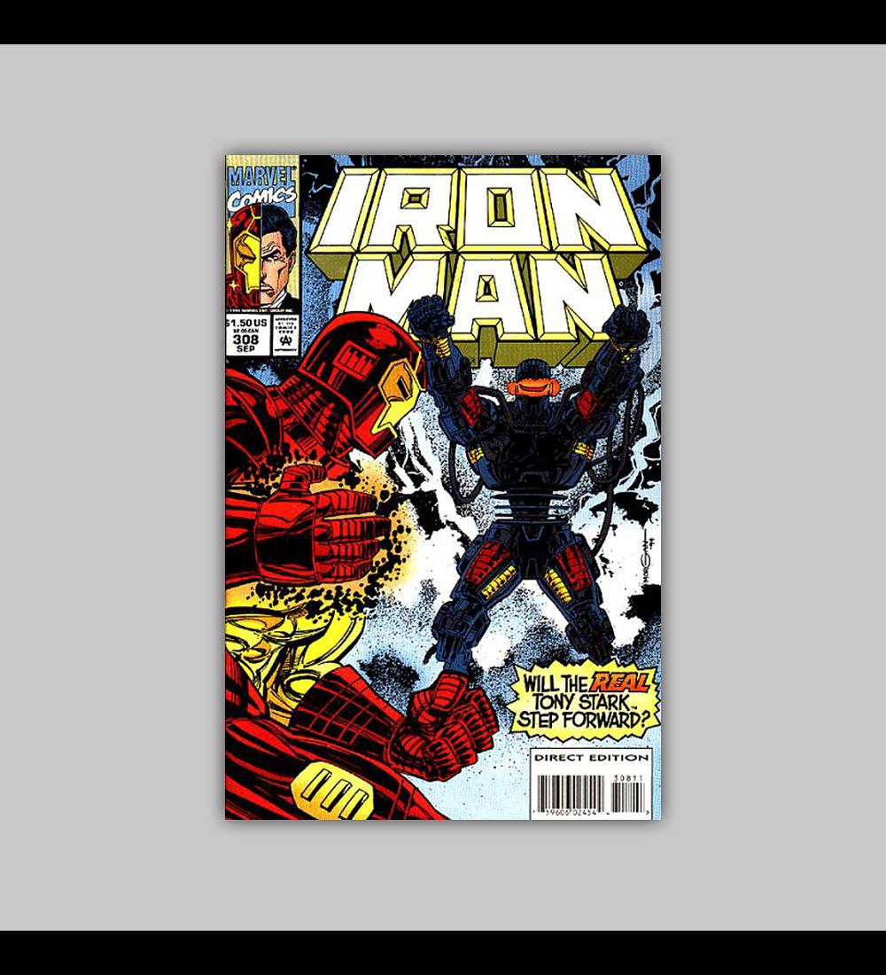 Iron Man 308 1994