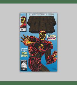 Iron Man 290 Foil 1993