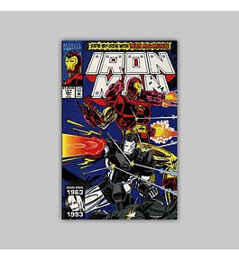 Iron Man 291 1993