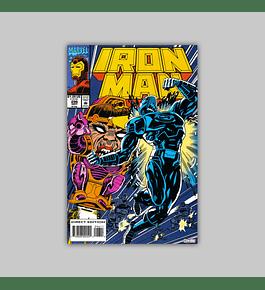Iron Man 296 1993