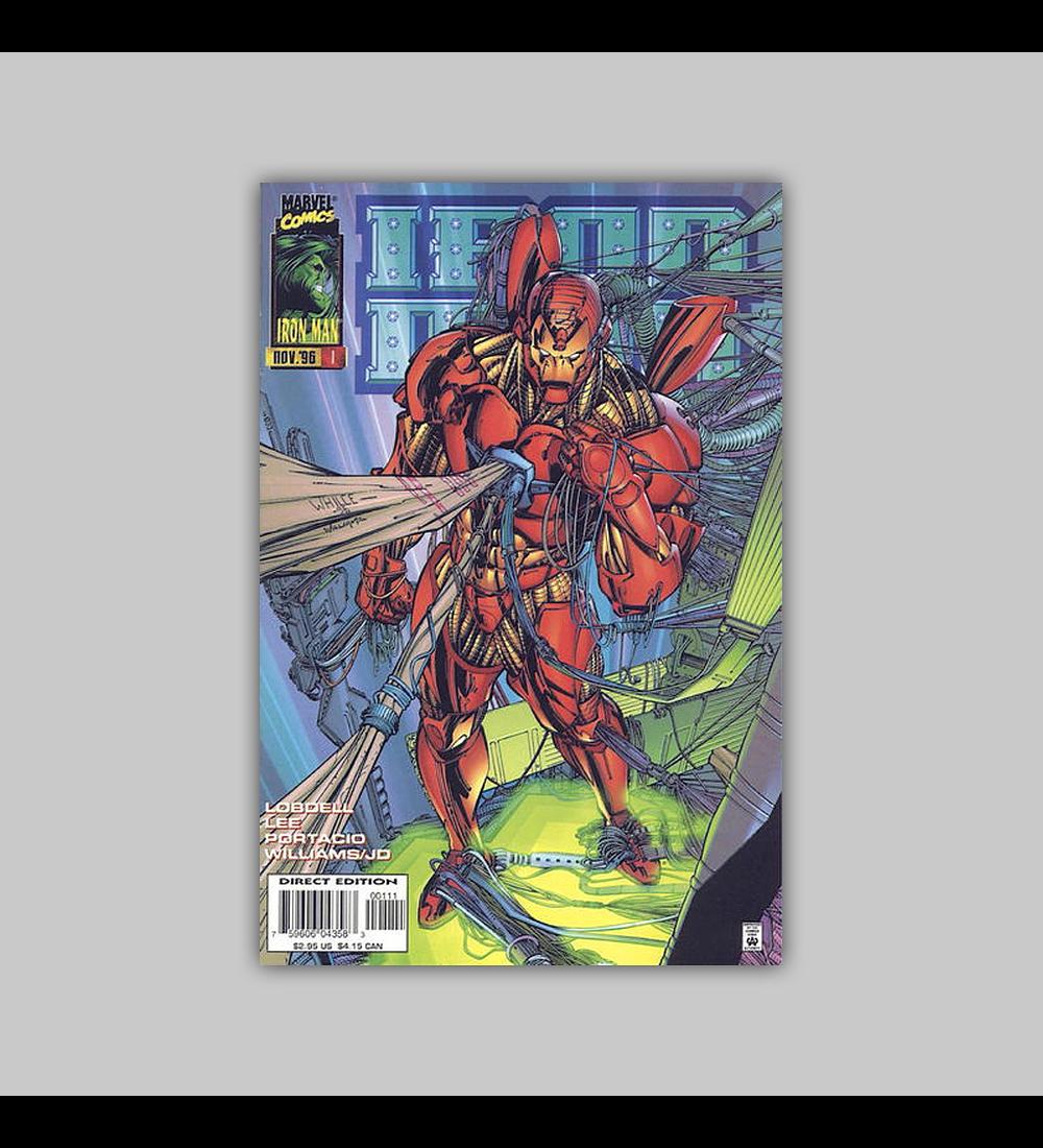 Iron Man (Vol. 2) 1 1996
