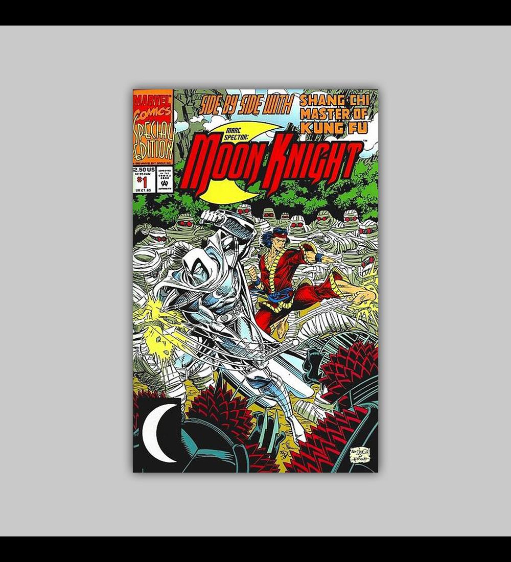 Marc Spector: Moon Knight Special Edition 1 1992