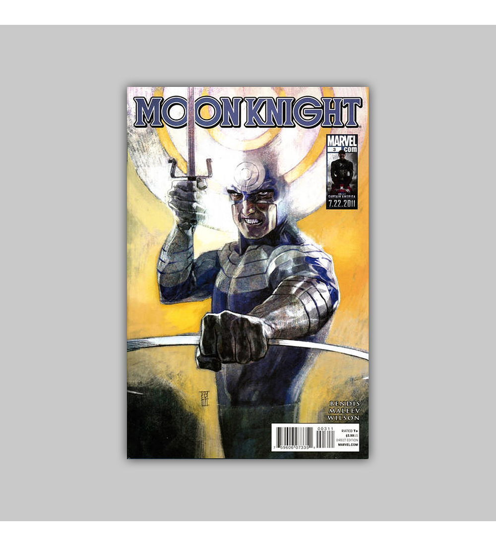 Moon Knight (Vol. 5) 3 2011
