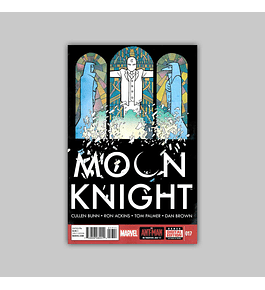 Moon Knight (Vol. 6) 17 2015