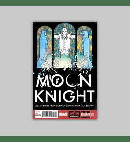 Moon Knight (Vol. 6) 17 2015