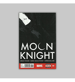 Moon Knight (Vol. 6) 7 2014