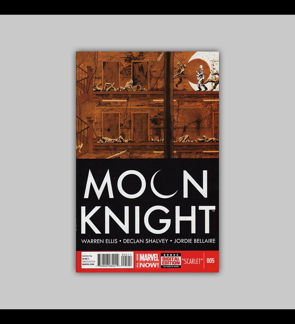 Moon Knight (Vol. 6) 5 2014
