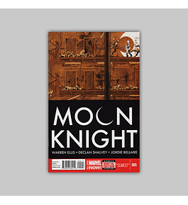 Moon Knight (Vol. 6) 5 2014