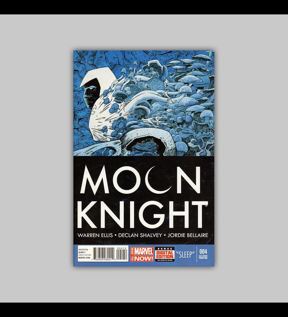 Moon Knight (Vol. 6) 4 2nd Printing 2014