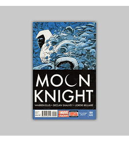 Moon Knight (Vol. 6) 4 2nd Printing 2014